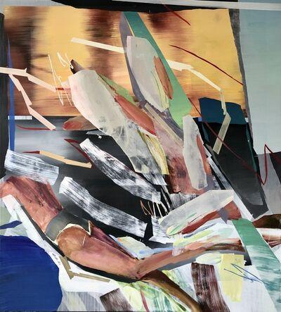 Andrius Zakarauskas, 'Tape the motion', 2020