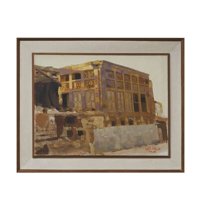 Abdul Qader Al Rais, 'Decay', 1989