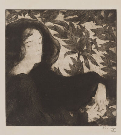 Alfredo Müller, 'Beatrice', ca. 1899