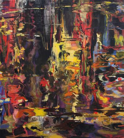 David Alexander, 'Water Flames Jump Reality ', 2017