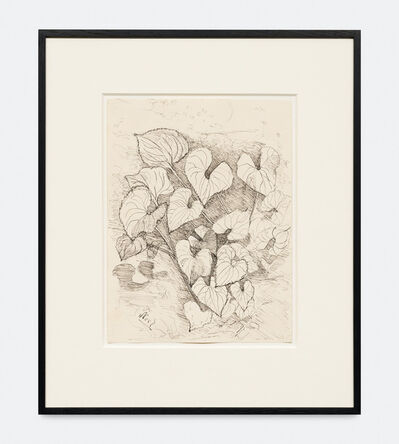 Alice Neel, 'Leaves', 1966