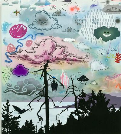 Dan Brault, 'A Cloudy Day / Un jour de nuages', 2018
