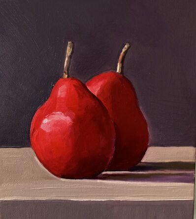 Dan McCleary, 'Red Pears', 2019
