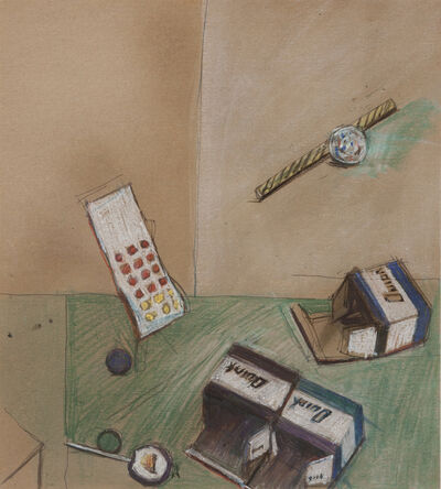 Manny Farber, 'Untitled', 1985
