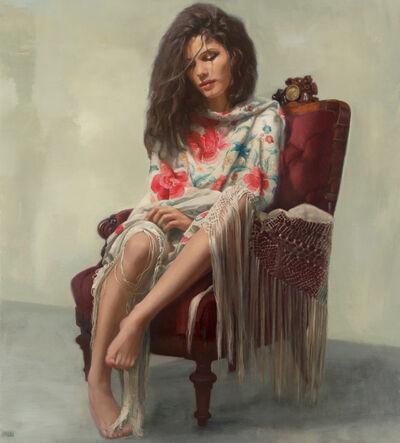 Sharon Sprung, 'Fringe', 2014