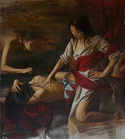 Liu Yuan-Shou, '再造Ⅲ Reforge III', 2013