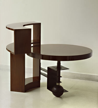 Pierre Chareau, 'Bookshelf table', ca. 1928