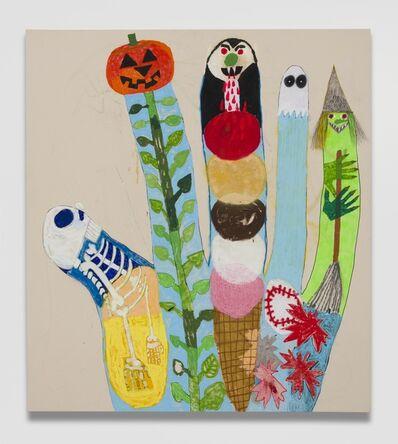 Michael Swaney, 'Halloween Finger Family', 2018