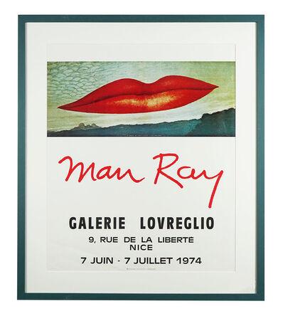 Man Ray, 'L'Heure de L'Observatoire Les Amoreux', 1974
