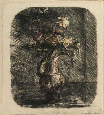 Luigi Bartolini, 'Anemones ', Mid 20th Century
