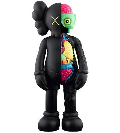 KAWS, 'Black Flayed Companion Open Edition', 2016