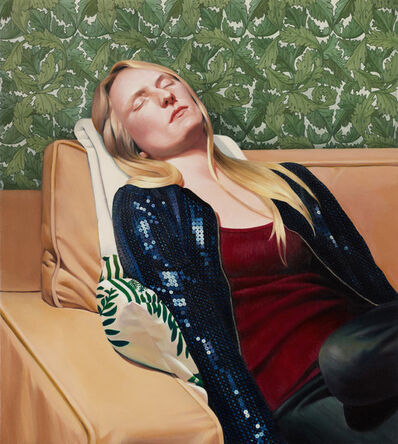 Elizabeth Livingston, 'Last Night', 2012