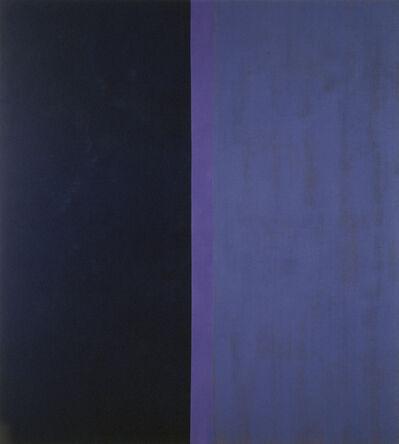 Yuko Shiraishi, 'Blue Deference', 1998