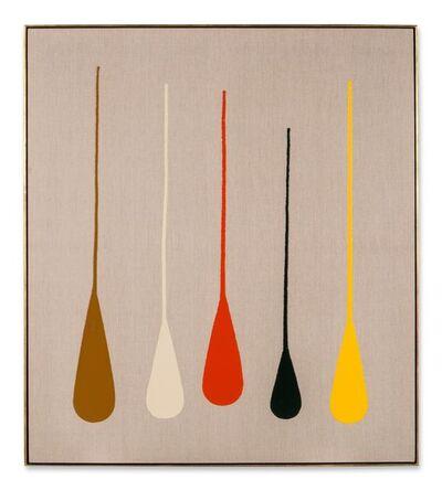 Rodney Graham, 'Inverted Drip Painting #25', 2008