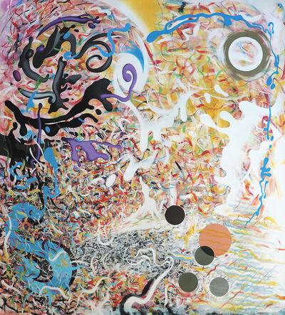 Rick Garcia, 'Meditation Traffic', Contemporary