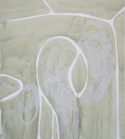 Janaina Tschäpe, 'ShadowGreen   ', 2018