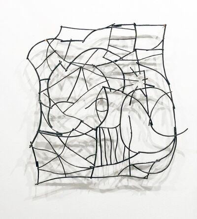Sol Pipkin, 'Dibujo de carbonillas', 2015