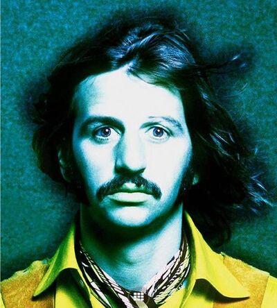 Douglas Kirkland, 'Ringo Starr', 1969