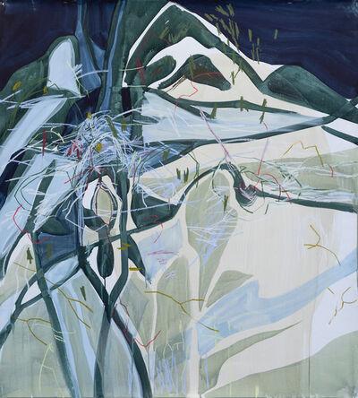 Janaina Tschäpe, 'Tracks In the Snow  ', 2018