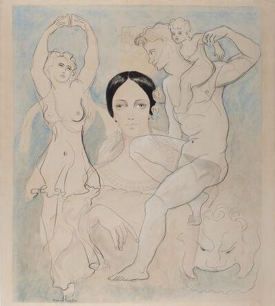 Francis Picabia, 'Pilar', 1926-1928