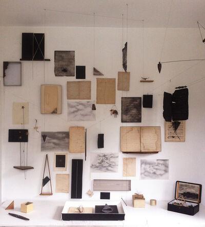 María Edwards, 'Instrucciones para instrumento de cuerda & aire', 2016