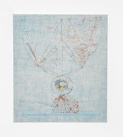 Natasza Niedziolka, 'Colors. Cyan Blue', 2014