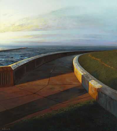 Santana, 'Path and Lake', 1996