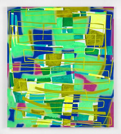 Trudy Benson, 'Vert ', 2020