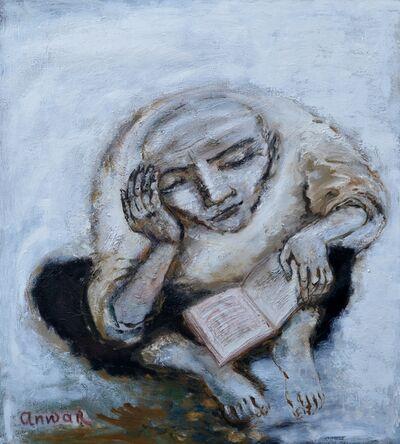 Anwar Abdoullaev, 'For A Book', 2015