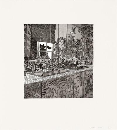 Jonas Wood, 'Jungle Kitchen', 2017