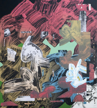 Pablo Tomek, 'Amalgame2', 2018