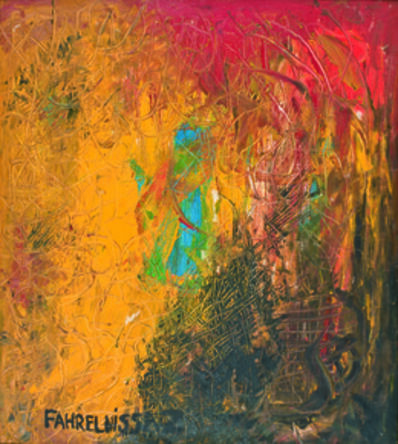 Fahrelnissa Zeid, 'Untitled', 1947