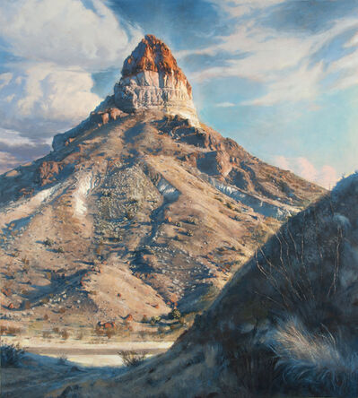 Bob Stuth-Wade, 'Cerro Castellan, Narrow View', 2017