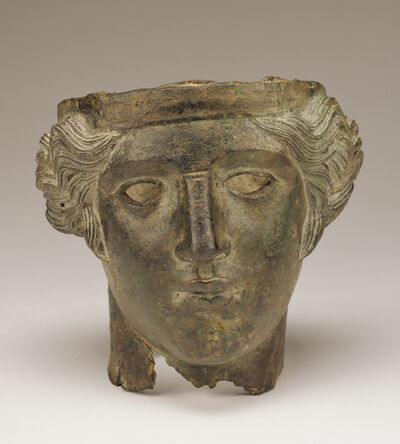 'Head of Bacchus',  2nd century