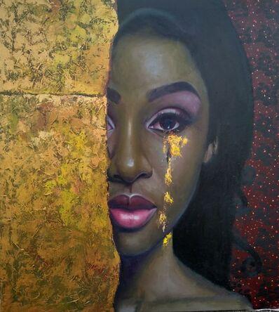 Oluwole Omofemi, 'Ariyike Golden Tears', 2019