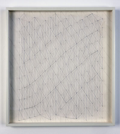 Alyson Shotz, 'Four-Dimensional String Drawing # 10', 2008