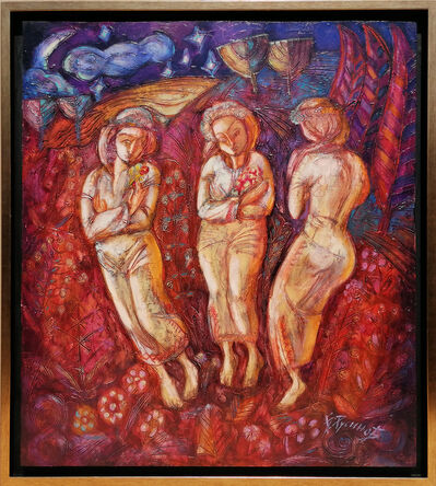 Borislav Rusinov, 'The Night of Healing Herbs (Eniovday)', 2019