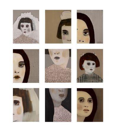 Andrea Lería, 'An unfolding portrait:Ghosts (1954-2017)', 2018