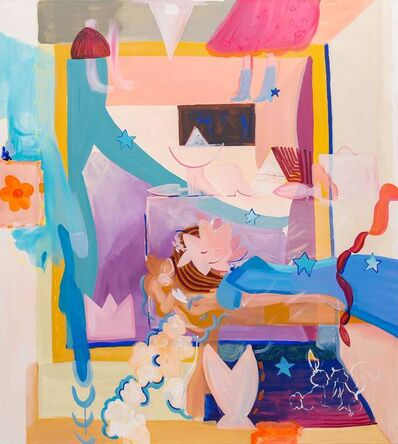 Valeria Vilar, 'Encuentro a escondidas', 2019
