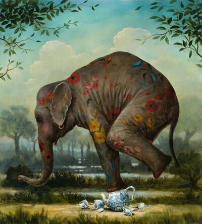 Kevin Sloan, 'Our Gentle Giant ', 2018