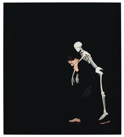 Marina Abramovich, 'Carrying the Skeleton', 2008