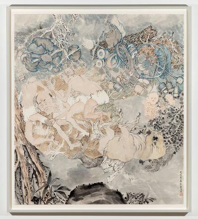 Yun-Fei Ji 季云飞, 'Tumbling', 2017-2018