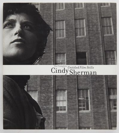 Cindy Sherman, '[SIGNED PHOTOBOOKS] The Complete Untitled Film Stills', 2003