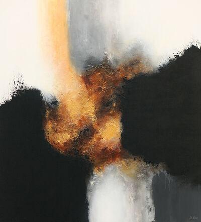Daniel Kozeletckiy, 'Gold & Black #12', 2015