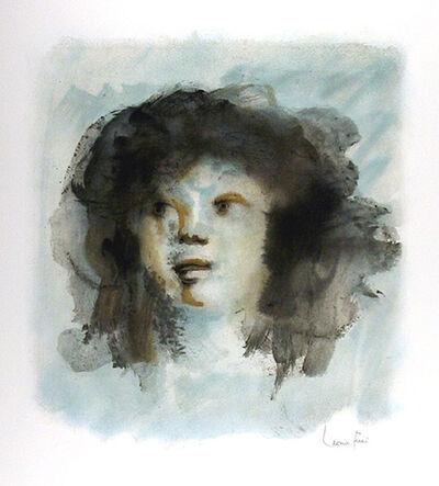 Leonor Fini, 'Tête de Jeune Fille', 1970