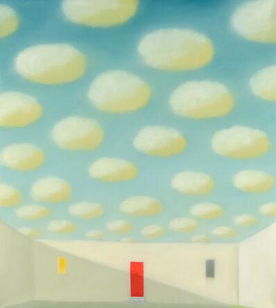 Maurizio Lanzillotta, 'Puerta, Ventana y Nubes', 2015
