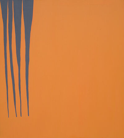 Heather Bingham, 'STALACTITES (ORANGE)', 2013