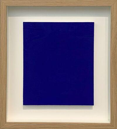 Yves Klein, 'Monochrome bleu (IKB 293)', 1959