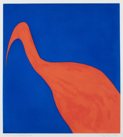 Rhea Edge, 'Right Gatekeeper Ibis', 2006