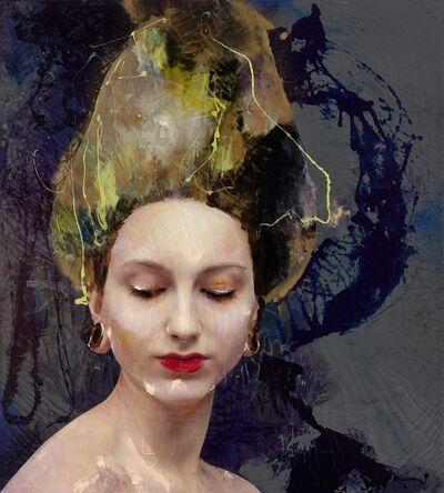 Lita Cabellut, 'Fairy Flower 05', 2016